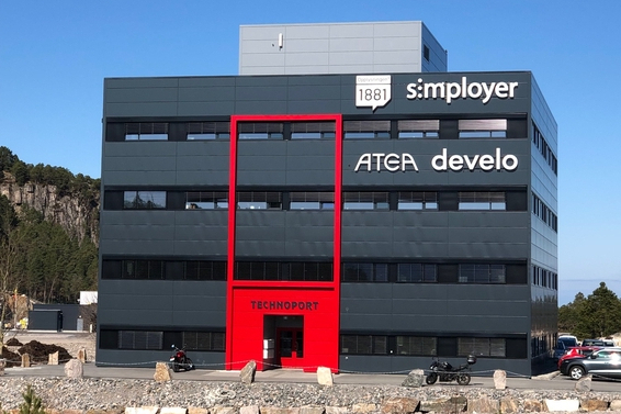 Technoport Kvernberget AS - Kristiansund